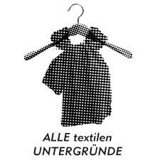 Alle textilen Untergründe